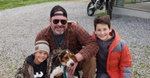 Country Star Lee Brice Adopts Rescue Dog