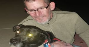 Formerly Homeless Veteran Reunited With Stolen Service Dog