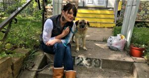 Rescue Dog Travels 97 Days To Find Her Foster Mom