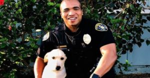 Police Officer Loses Beloved Dog But Finds Another In A Stolen Car