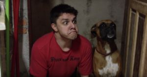 Boxer Throws A Fit When Comedian Imitates Him