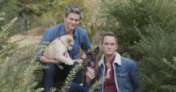 Neil Patrick Harris And David Burtka Are People's Sexiest Rescue Dog Dads