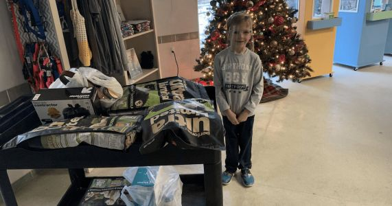 7-Year-Old Asks For Shelter Donations Instead Of Birthday Presents