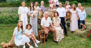 Meet The Dogs In The Swedish Royals' Family Reunion Photo