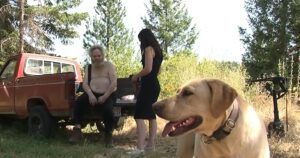 Man Left In Woods To Die Is Saved By His Loyal Dog