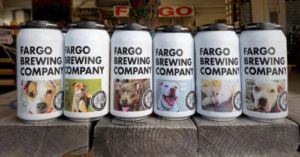 Brewery Features Shelter Dogs On Cans, Helping Rescues Find Homes