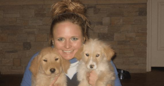 Miranda Lambert's Rescue Dog With Difficult Past Dies At 13