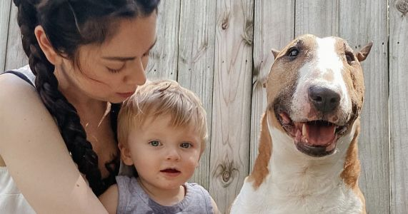 "YouTuber/New Mom Euthanizes Dog For Being ""Aggressive"" And ""Old"""