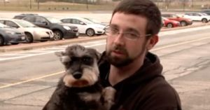 Car Jacked Dog Reunited With Dog Dad Thanks To GPS And Police Force
