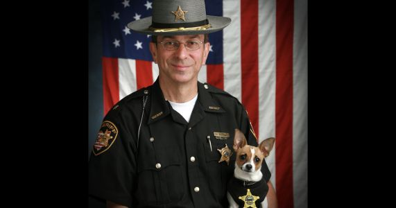 Retired Sheriff And His Record-Breaking K9 Die On Same Day
