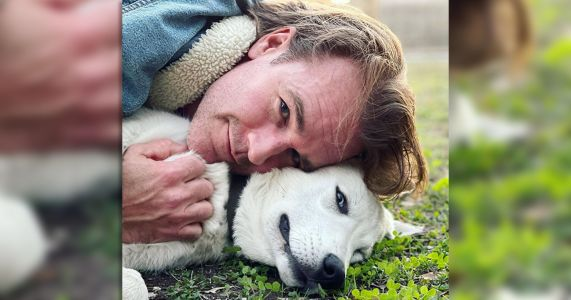 James Van Der Beek's Family Welcomes Fifth Rescue Dog Into Their Pack