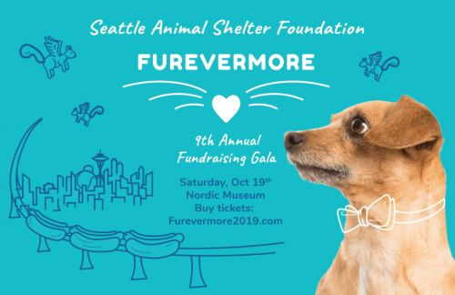 Seattle Animal Shelter Foundation Furevermore Annual Fundraising Gala