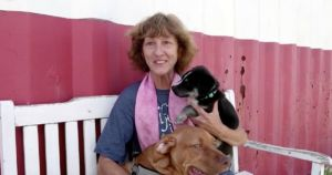 Volunteer Honored For Fostering 300 Dogs And Counting!